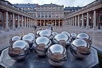 Palais Royale, France, Paris