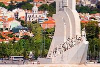 seafarer_memorial, Portugal, Lisbon