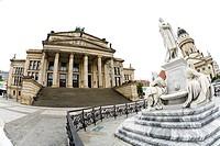 Germany, Berlin, Friedrichstadt, Gendarmenmarkt
