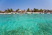 Honduras, Bay Islands, Cayos Cochinos, Chachauate Caye