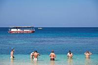 Honduras, Bay Islands, Roatan, West Bay