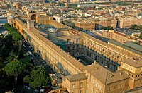 aerial view of Rome,Italy,europe