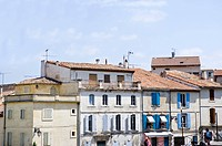 City View in Arles, Provence_Alpes_Cote d´Azur, France