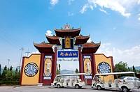 China, Yangtze River, Three Gorges, Fengdu, Ghost City