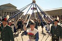 Octoberfest, Munich, Bavaria, Germany, Oktoberfest, October Festival