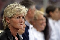 Coach of the german women's football national team Silvia Neid