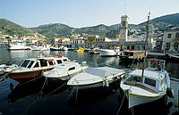 Ydra, Hydra island, saronian islands, Greece