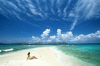 Petit Tabac islet,Tobago Cays,Grenadines islands,Saint Vincent and the Grenadines,Winward Islands,Lesser Antilles,Caribbean Sea