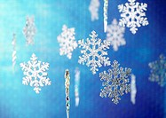 Snow crystal image