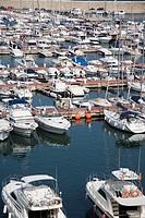 Palamos  Costa Brava, Catalonia, Spain