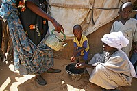 waterwell in Chad, Africa