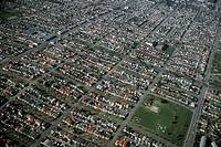 Aerial of Richmond, British Columbia, Canada