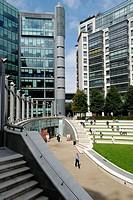 PaddingtonCentral Sheldon Square development, Paddington, London, England
