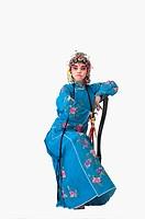 Chinese opera people