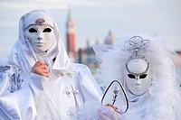 Venetian Carnival, Italy