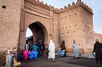 Sidi Abdelwahab gate, Oujda, Oriental region, Morocco