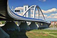 Bridge in Bratislava
