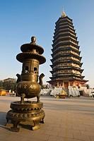 Tianning Temple, Changzhou, Jiangsu, China