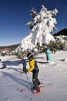 La Molina ski resort, Cerdanya, Girona province, Catalonia, Spain
