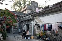 Heritage Tsang´s house, Shatin, Hong Kong