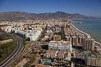 Fuengirola, Málaga province, Costa del Sol, Andalusia, Spain