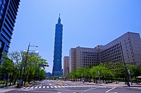 Taiwan, Taipei, Taipei 101