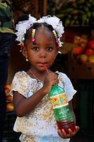 People of Curacao, Caribbean Sea, Curacao