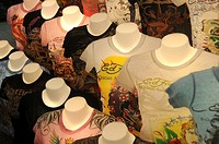 Modern T-Shirts at the Nightmarket in Hua Hin