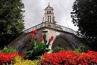 Church of San Juan in Vaduz, Liechtenstein