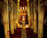 St. Finbarrs Cathedral, Cork City, Ireland