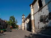 Sor Juana Cloister, Mexico City