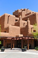 Inn and Spa at Loretto Santa Fe New Mexico