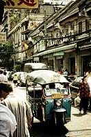 Street in Bangkok, Thailand