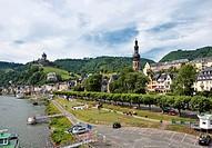 Reichsburg, Cochem, Rhineland_Palatinate, Germany