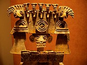 Zapotec hurn, Anthropology National Museum, Mexico City