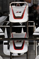 Parts, BMW Sauber Ferrari F1 Team, Grand Prix, Bahrain, Persian Gulf