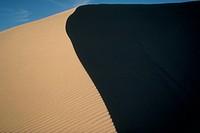 delicate, dune, granular, desert, nevada, sand