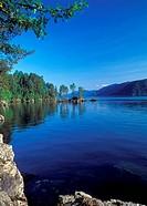 islet, islets, lake, lakes, landscape, nature
