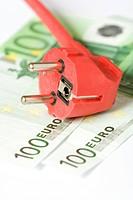 Plug on one hundred euro notes, Germany