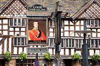Old Wellington Inn Manchester England