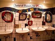 -Toilet of Modern Art- Wien (Austria).