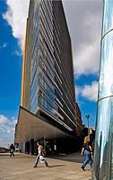 Potsdamerplatz  Renzo Piano Tower Berlin  Germany