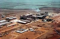 Kenana Sudan Sugar Factory Largest In Africa