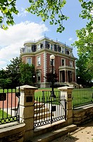 Governor´s Mansion Jefferson City Missouri