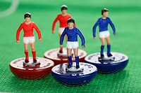 vintage subbuteo soccer football game toys