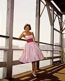Anita Bryant in publicity portrait, 1960