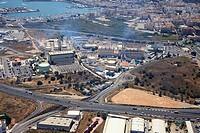 GESA (Gas y Electricidad SA) Power Station, Ibiza, Balearic Islands, Spain
