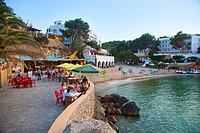 S´Arenal Petit. Portinatx. Ibiza. Balearic Islands. Spain.
