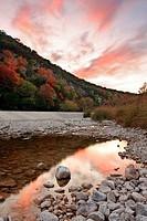 Hill Country Autumn - Bandera County, Texas