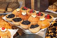 spanish cakes for sale, avila, avila province, spain